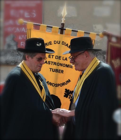 Henri Veyradier et Bernard Reynal