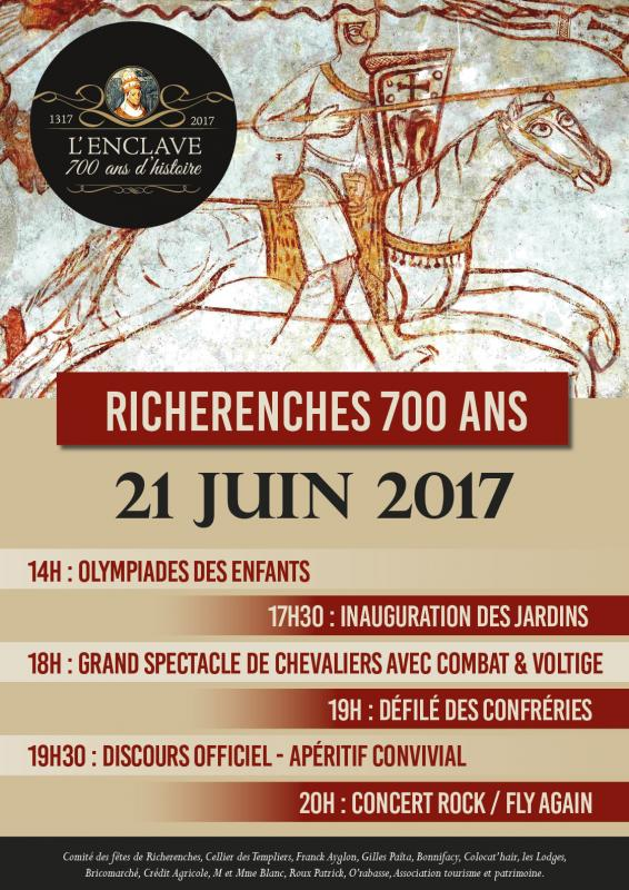 700 ans richerenches