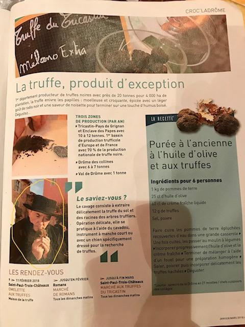 Magazine la Drôme